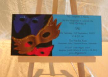 Masquerade Ball theme photo 451172-1
